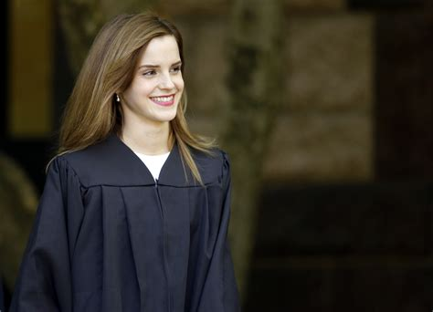 emma watson university emma watson graduates from brown university