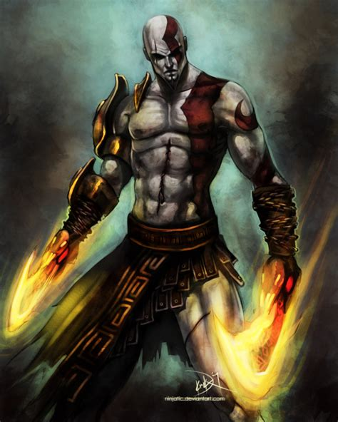film bagus 21 god of war kratos god of war by ninjatic on deviantart