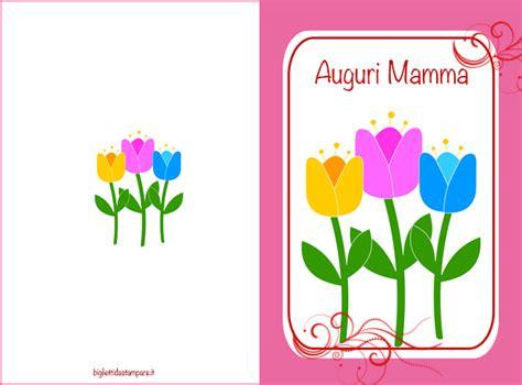 biglietti con fiori biglietto festa della mamma con fiori bigliettidastare it