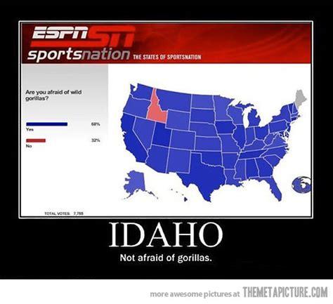 us map joke idaho is badass the meta picture
