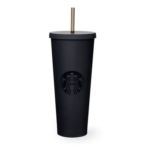 Kartu Starbuck Black Siren starbucks 2015 matte black siren 24 oz wall acrylic cold cup new in box want