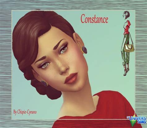 hair 258m sac at may sims 187 sims 4 updates constance by chipie cyrano at l universims 187 sims 4 updates