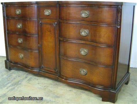 Antique Drexel Furniture by Antique Mahogany Drexel Dresser At Antique Furniture Us