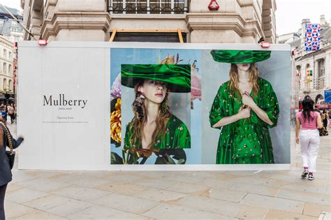mulberry british luxury brand outlines plans  cut