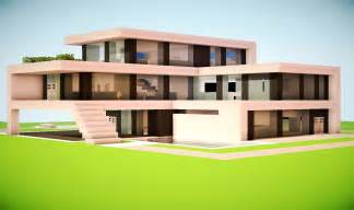 Modern Houses Minecraft Minecraft How To Build A Modern House Best Modern House