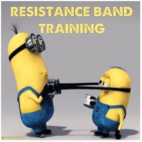 resistor band saying resistance band trx lol minion p90x posts and the o jays
