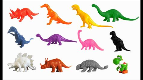 what color are dinosaurs dinosaur colors featuring yoshi from mario the