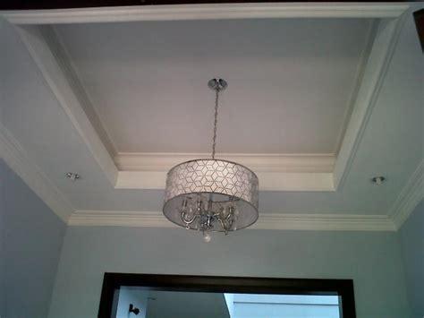 plafon minimalis gypsum sederhana cantik
