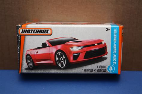 matchbox chevy camaro matchbox 2017 mbx adventure city 16 chevy camaro