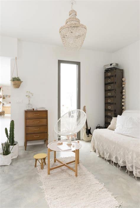 scandinavian home scandinavian home in biarritz with bohemian touch