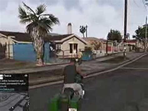 gta 5 cj house gta 5 grove street cj house youtube