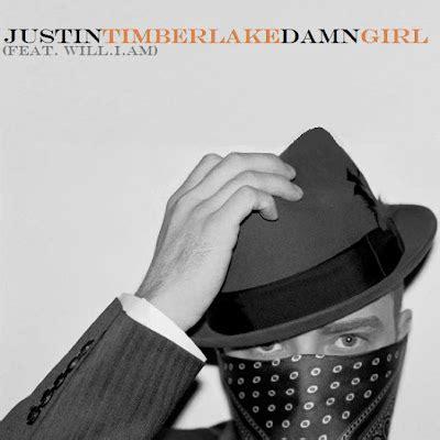 bazzi justin timberlake just cd cover justin timberlake damn girl feat will i
