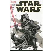 Kylo Ren Star Wars Sketch Cover By Nguy0699 On DeviantArt