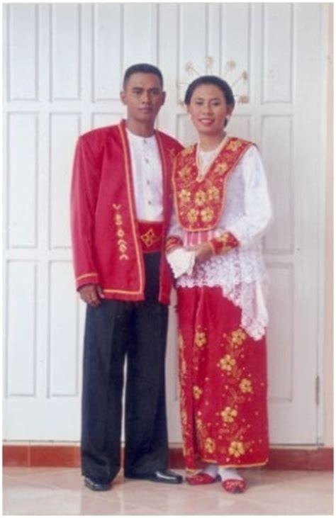 Baju Adat Maluku Modern pakaian daerah pakaian daerah