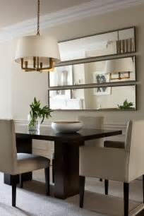 Ideas For Dining Room Stupefying Mirror Wall Decor Ideas Decorating Ideas Images In Dining Room Transitional Design Ideas