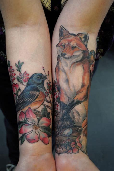 fox tattoo fox images designs
