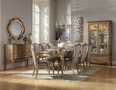 formal dining room sets furniture orleans formal dining room set
