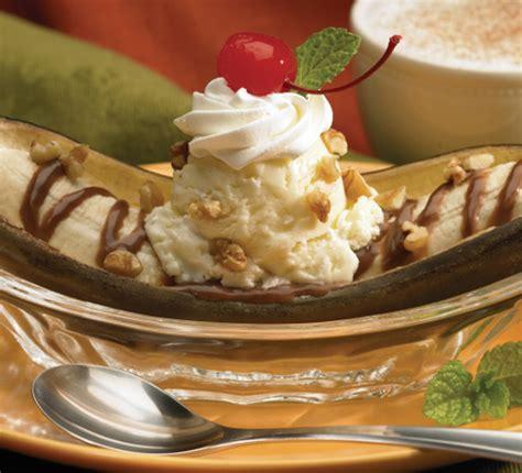 banana split dessert photo 17650098 fanpop