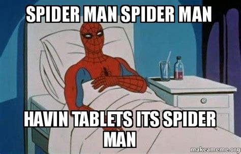 Spiderman Meme Cancer - spiderman cancer meme spider man spider man havin
