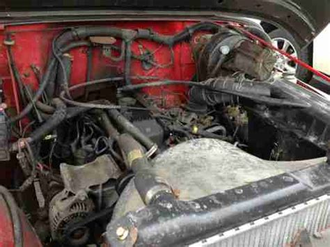 1990 Jeep Fuel Injectors Purchase Used 1990 Jeep Wrangler 2 5 Fuel Injection In