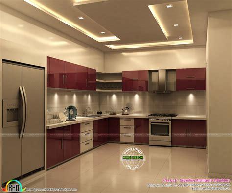 grand  stylish interior designs kerala home design