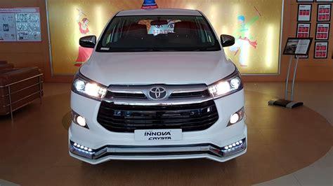 Toyota Innova Crysta 2020 by Toyota Innova Crysta 2018 Zx Top Model Real
