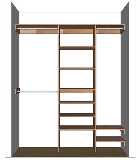closet storage design plans 187 woodworktips