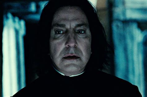 movie stars deaths this week harry potter actors author pay tribute to alan rickman