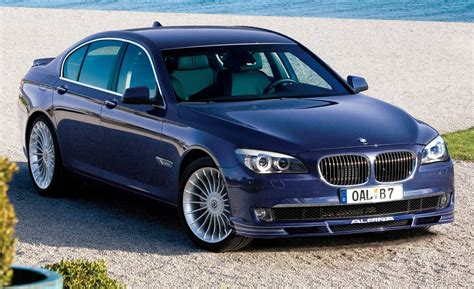 2011 bmw alpina b7 pricing announced car and driver