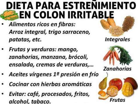 diarrea dieta alimentare dieta colon irritable iocir