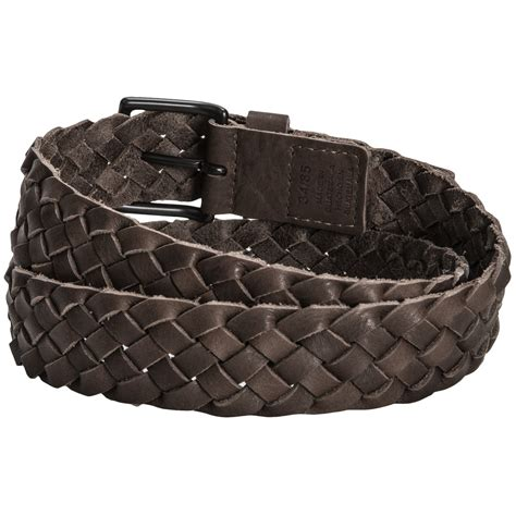 reward woven leather belt for 7438x save 97
