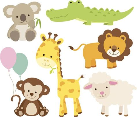 Imagenes De Animales Bebes Para Baby Shower   im 225 genes para baby shower entre padres ideas para