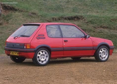 peugeot 109 for sale peugeot 205 gti specs 1984 1985 1986 1987 1988 1989