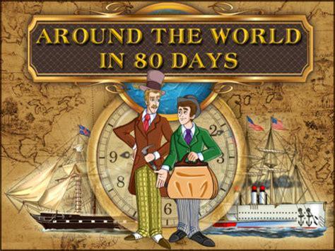 Around The World In 80 Days around the world in 80 days tabtale