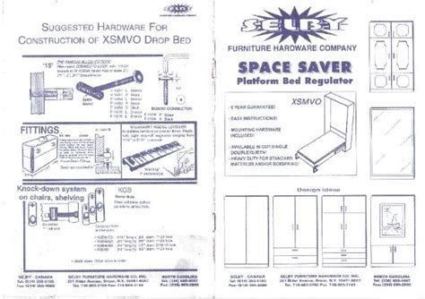Murphy Bed Plans Pdf by Diy Murphy Bed Plans Images Frompo
