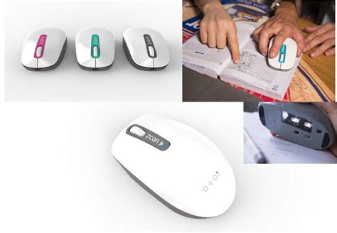 Wireless Mouse Scanner best gift idea gadget gifts computer mouse 12 awesome suggestions