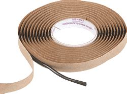 sunroof butyl sealant tape