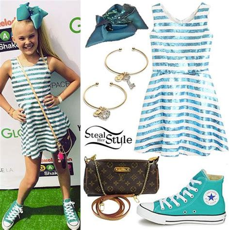 wear does yolanda ger her clothes jojo siwa clothes outfits steal her style halloween