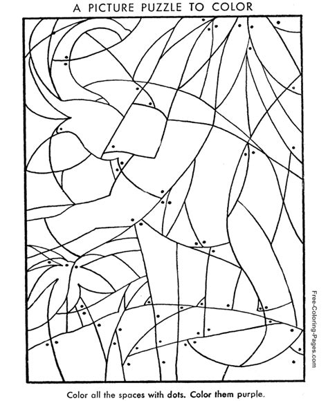 Picture Puzzles Printables For Kids 003 Free Coloring Pages And Puzzles
