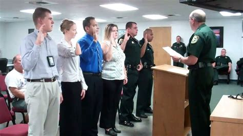 Records Clay County Fl Clay County Fl Sheriff S Office Swears In New Members