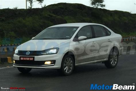 2016 volkswagen vento facelift spotted testing page 5