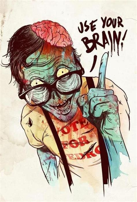 zombie design inspiration zombies illustration zombies monsters horror