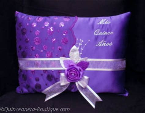 Quinceanera Pillow For Shoes by Ceremony Pillow For Your Shoes For Quinceanera Or