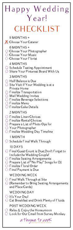 Wedding Checklist From Jean M by Elopement Wedding Checklist Wedding