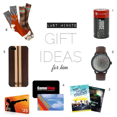 6 last minute christmas gifts for husband who don t like