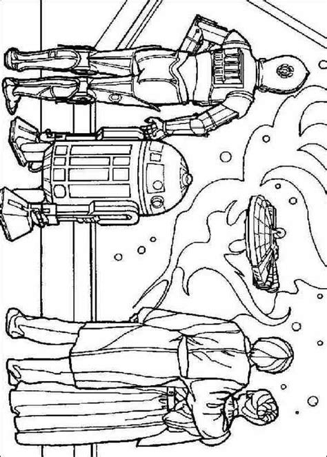 empire strikes back coloring pages wars 146 coloring page