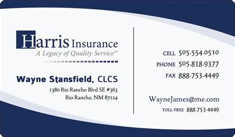 Professional Business Card Template For Insurance Broker With Photo insurance broker business card http latestbusinesscards