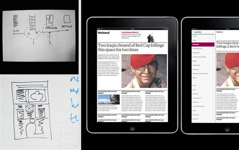layout app ipad the guardian ipad edition design evolution media the