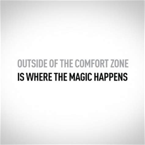 outside of your comfort zone discover why you never get what you really want