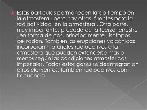 fisica radiactividad fisica radiactividad natural